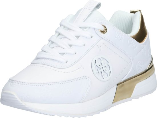 Guess Marlyn dames sneaker Wit Maat 37