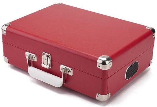 GPO Attache USB Platenspeler Rood