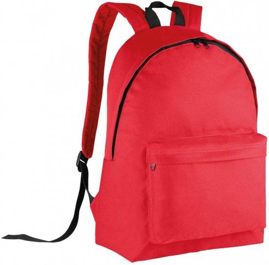 8a6ca597e87 bol.com | kinderrugzak rood 20 liter