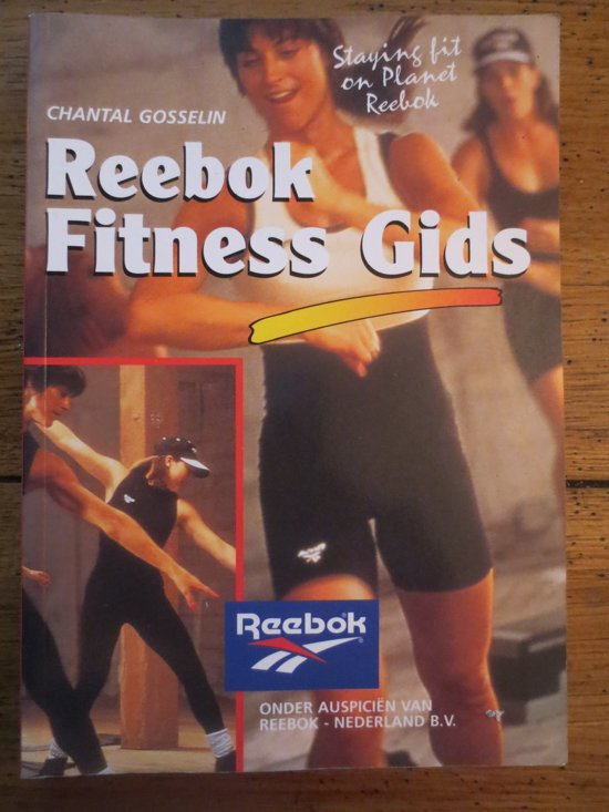 Reebok fitness gids - Gosselin pdf epub