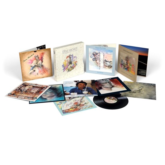 The Charisma Years 1975 - 1983 (Deluxe LP Box)