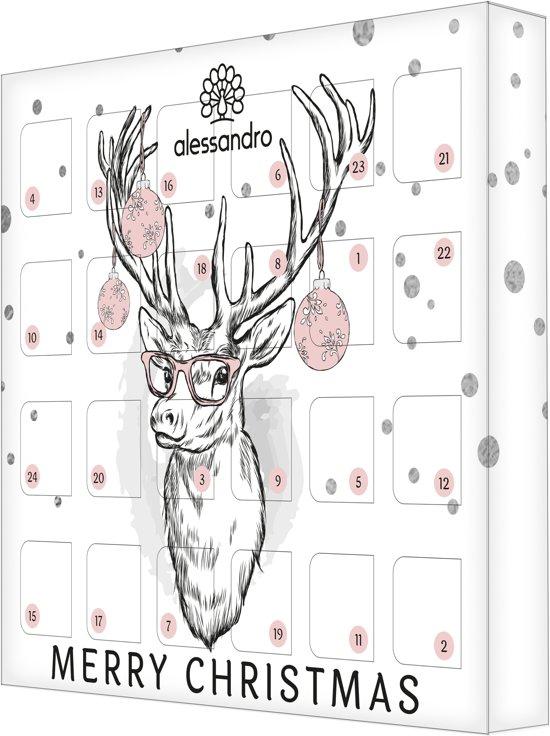 Alessandro advent kalender met chocobollen