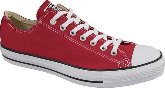 a91f28adc16 Converse Chuck Taylor All Star OX - Rood - Maat 46 | Globos' Giftfinder