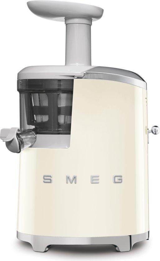 Smeg SJF01CREU - slowjuicer - Creme
