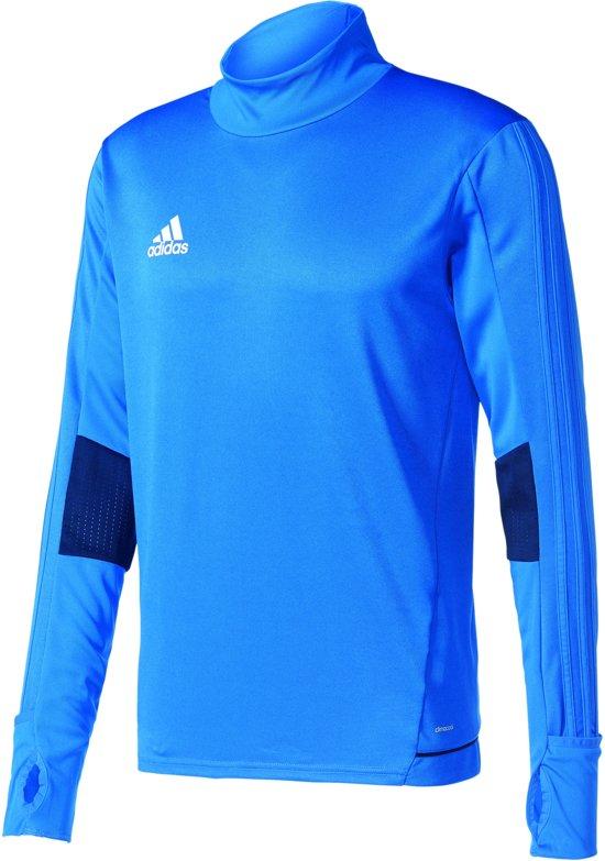 Adidas Performance Trainingsshirt - blue/collegiate navy/white - XS
