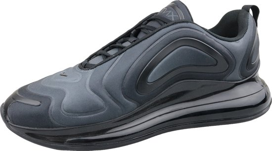 | Nike Air Max 720 'TOTAL ECLIPSE' Zwart Heren