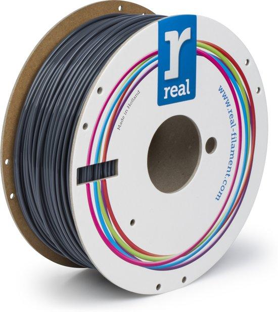 REAL Filament PLA grijs 2.85mm (1kg)