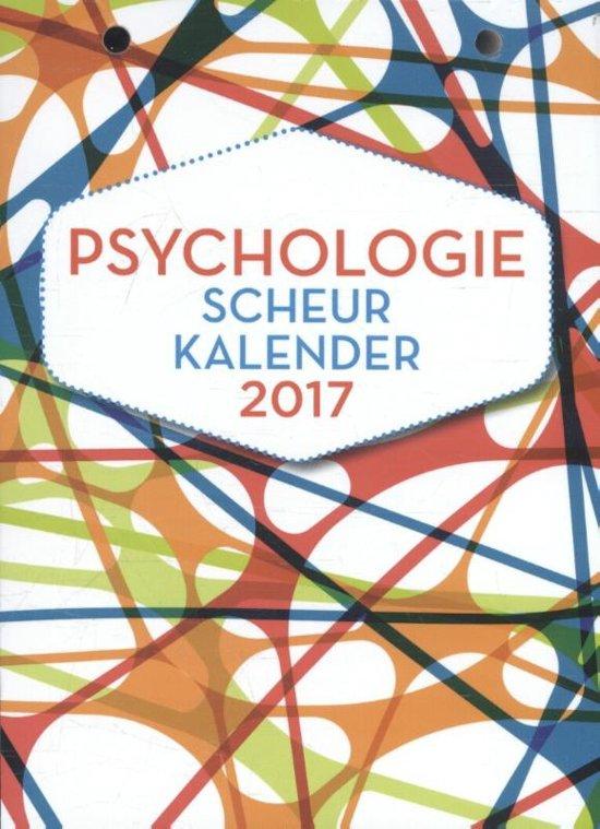Psychologie scheurkalender 2017