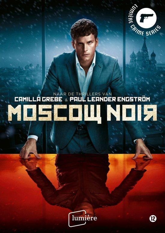 DVD cover van Moscow Noir - Seizoen 1