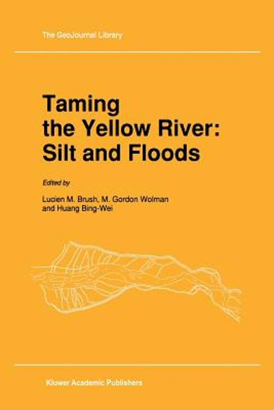 Taming the Yellow River