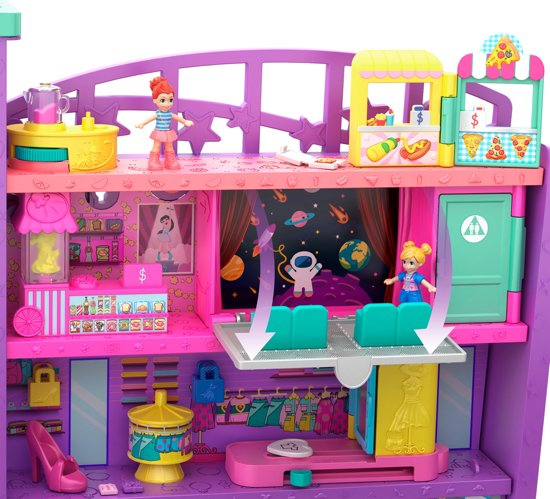 Polly Pocket Winkelcentrum
