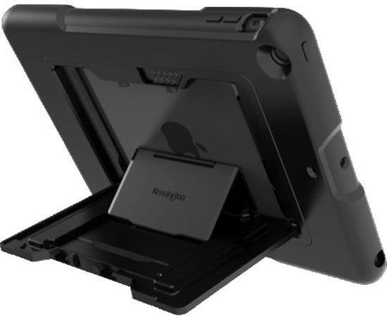Kensington BlackBelt 2nd Degree Rugged Case - Case for tablet - polycarbonate, rubber - black - for Apple iPad mini in Klazienaveen