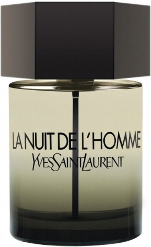 yves saint laurent la nuit de l 39 homme 100 ml. Black Bedroom Furniture Sets. Home Design Ideas