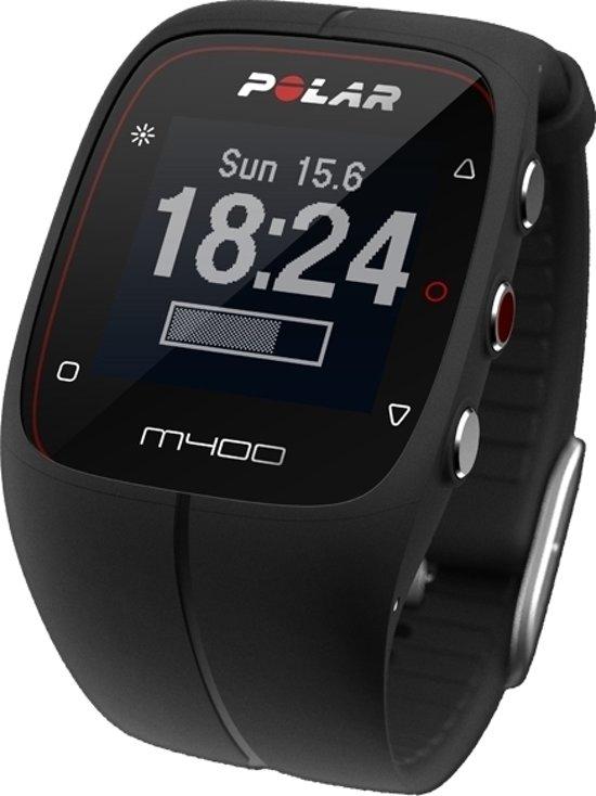 Polar M400 - Sporthorloge - Black