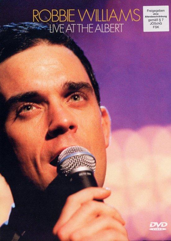Robbie Williams - Royal Albert Hall