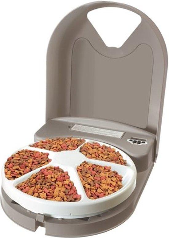 Petsafe Eatwell Automatische-voerbak voor vijf maaltijden