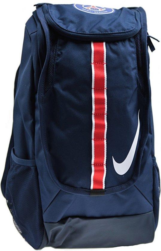 153d4d7f5096f Nike Allegiance PSG Shield BA5039-411, Unisex, Blauw, Rugzak maat: One