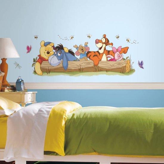 Winnie The Pooh Muursticker.Bol Com Winnie De Pooh Muursticker