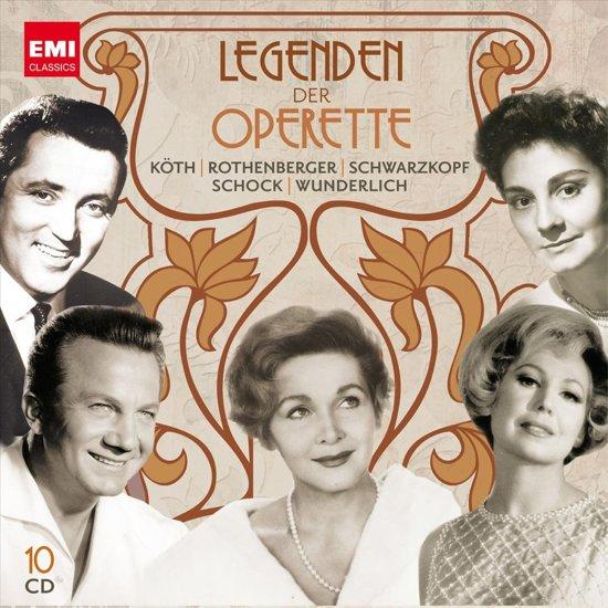 Legenden Der Operette (Limited