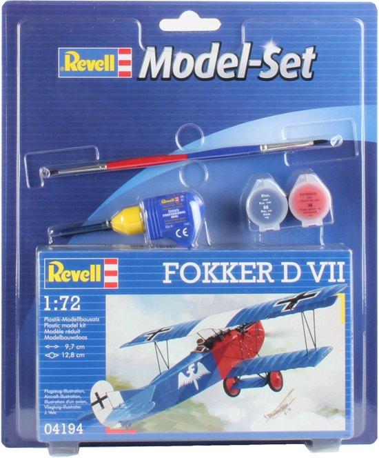 Revell Model Set - Fokker D VII