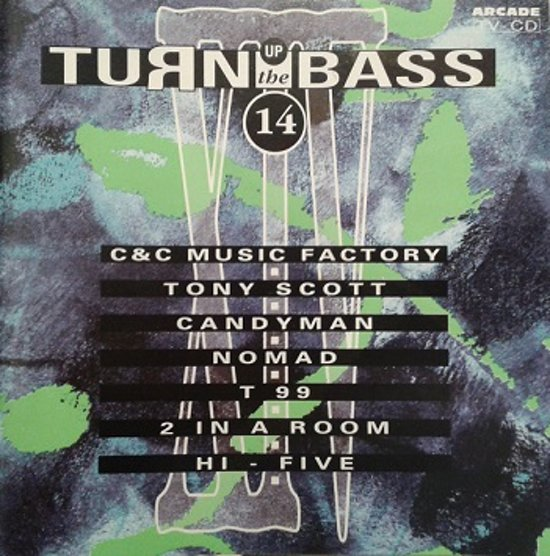 Turn Up The Bass - Volume 14