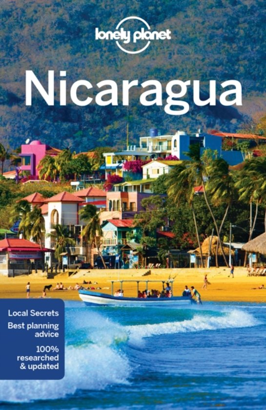 Lonely Planet Reisgids Nicaragua