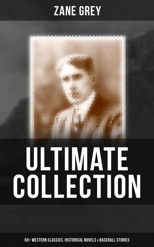 Bol Zane Grey Ultimate Collection 60 Western Classics