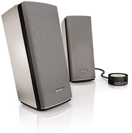 bose companion 20 pc speakers. Black Bedroom Furniture Sets. Home Design Ideas