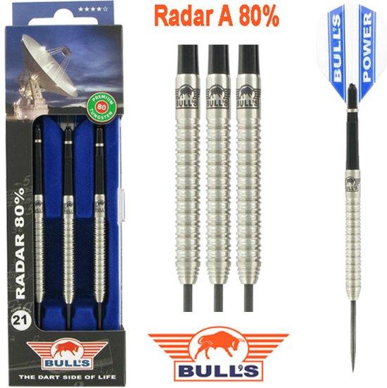 BULL'S RADAR 80% Tungsten 21 - 23 - 25 gram - 23 gram