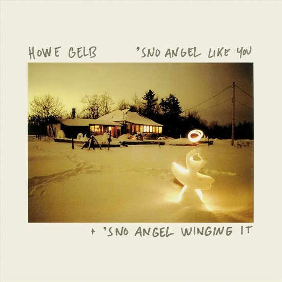 Sno Angel Like You & Sno Angel Winging