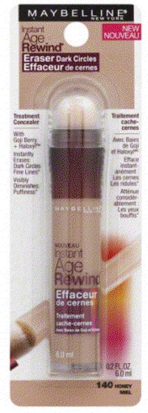 Maybelline Instant Age Rewind Eraser Dark Circles Concealer 140 Honey/Miel