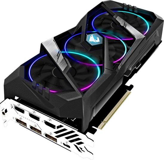 Gigabyte Aorus GeForce RTX 2080 Super 8G
