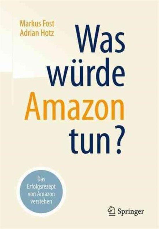 Was W rde Amazon Tun?