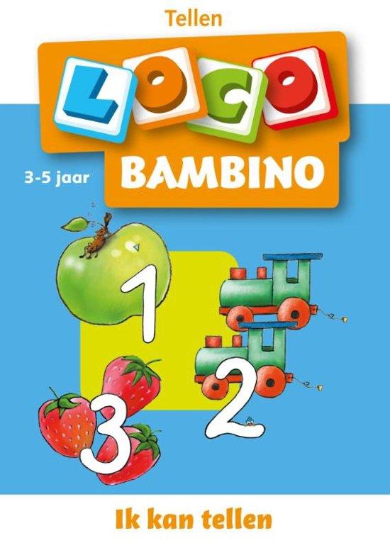 Bambino Loco / 3-5 jaar / deel ik kan tellen