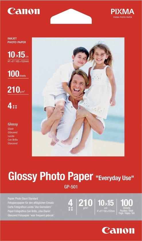 Canon GP-501 - Fotopapier