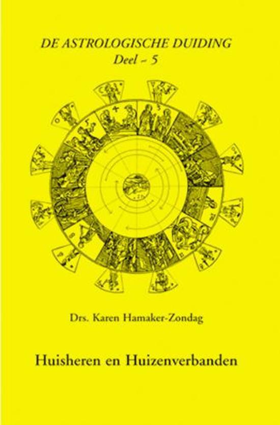 De astrologische duiding 5 - Huisheren en huisverbanden