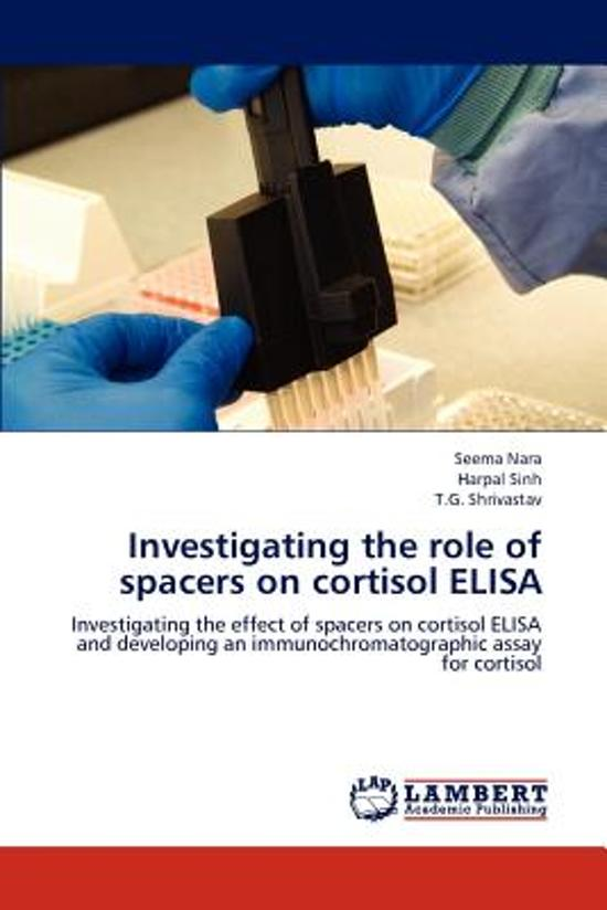 Investigating the Role of Spacers on Cortisol Elisa