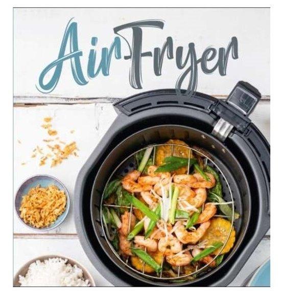 Boek cover Airfryer van Danny Jansen (Hardcover)