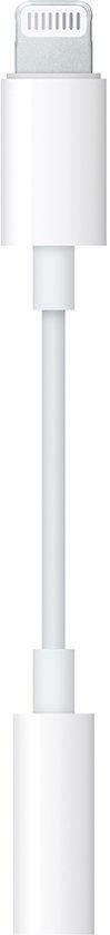 iPhone Aux 3.5 mm jack naar lightning adapter voor Apple Iphone 7/7plus/8/8plus/x/xs/xs max/11/11pro/11pro max audio kabel voor muziek luisteren