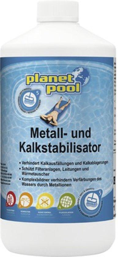 Metaal en Kalk stabilisator