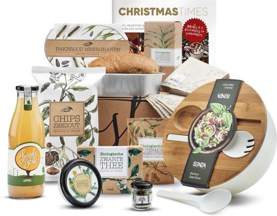Kerstpakket Healthy & Tasty
