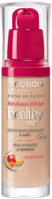 Bourjois Fond De Teint Healthy Mix Serum Foundation - 52 Vanille