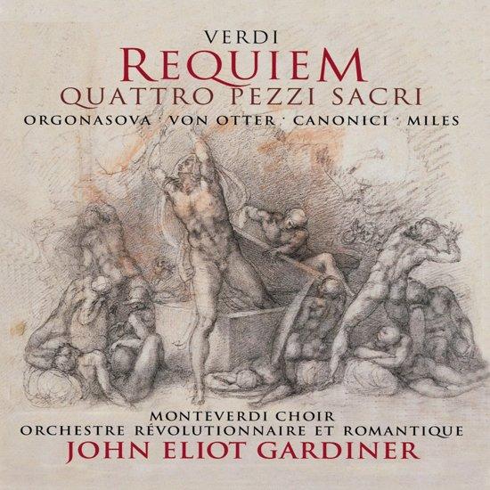 Messa Da Requiem (Complete)/Quattro Pezzi Sacri