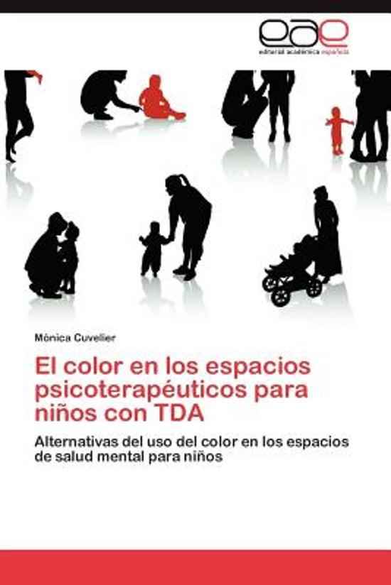 bol.com | El Color En Los Espacios Psicoterapeuticos Para Ninos Con ...