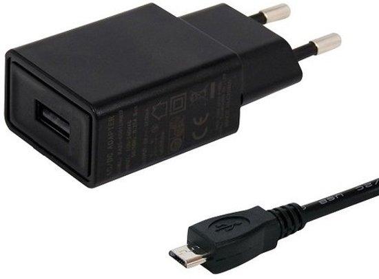 TUV getest 1.5A. oplader met USB kabel laadsnoer 1.2 Mtr. LG E975W L70 Dual Stylo 2 E986 L70 Stylus 2 Plus F60 L80 Stylus 2. �USB adapter stekker met oplaadkabel. Thuislader met laadkabel oplaadsnoer. in Darp