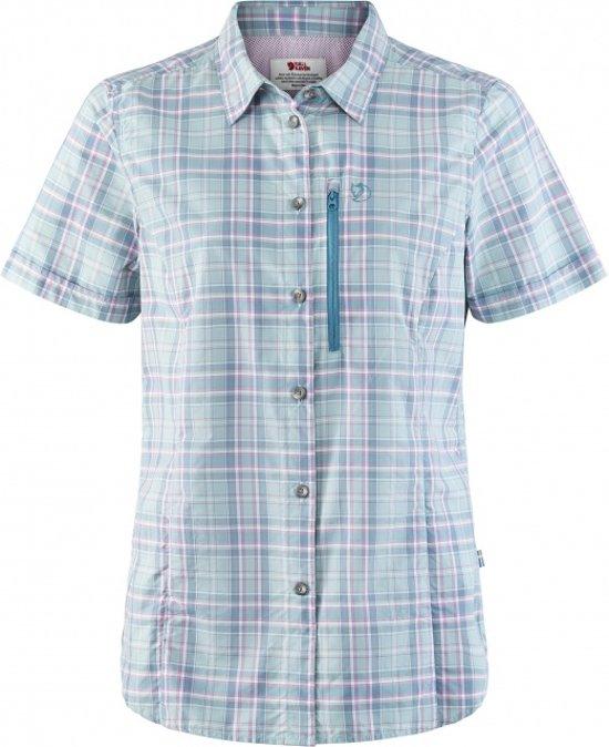 Shirt LagoonXl W Fjallraven Abisko Hike Ss 9I2WDHYE