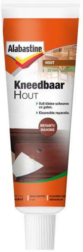 Alabastine Kneedbaar Hout - Donker Eiken - 75 gr