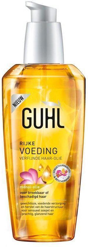 Guhl Rijke Voeding Verfijnde Haar Olie - 100 ml - Haarolie