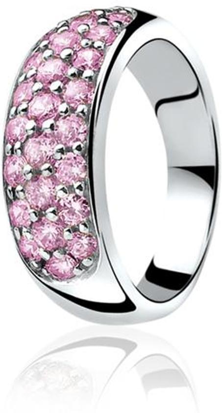 Zinzi - Zilveren Ring - Maat 54 (ZIR334R54)
