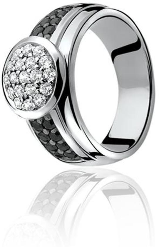 Zinzi - Zilveren Ring - Maat 62  ZIR669-62